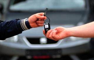 İkinci el araç satışları 'Güvenli Ödeme...