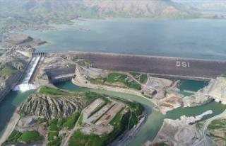 Ilısu Barajı'ndan ekonomiye 3 ayda 375 milyon...