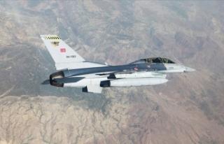 Irak kuzeyinde 5 PKK'lı terörist etkisiz hale...