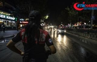 İstanbul'da asayiş uygulamasında 287 şüpheli...