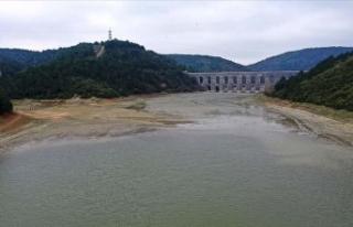 Gölköy Barajı'nda su seviyesi yüzde 22'ye...