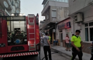 İzmir'de iş yerinde korkutan patlama: 1 ağır...