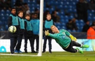 Joe Hart, Tottenham'a transfer oldu