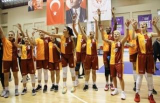 Kadın basketbolunda Avrupa kupalarına katılacak...