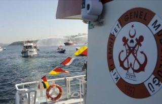 Kıyı Emniyeti Genel Müdürlüğüne 32 personel...