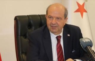 KKTC Başbakanı Tatar'dan Rum kesimi, Yunanistan,...