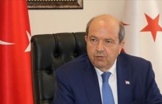 KKTC Başbakanı Tatar, Fransa'yı GKRY'ye...
