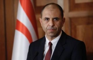 KKTC Dışişleri Bakanı Özersay'dan Rum kesimine...