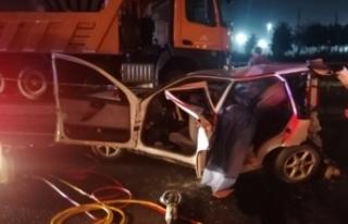 Kocaeli TEM Otoyolu'nda feci kaza: 3 ölü 2...