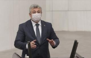 Kovid-19 tedavisi tamamlanan AK Parti Grup Başkanvekili...