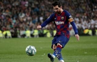 LaLiga'dan Messi'ye uyarı