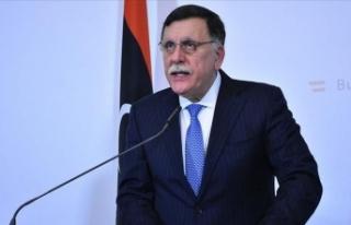 Libya Başbakanı Fayiz es-Serrac: Acilen kabine revizyonu...