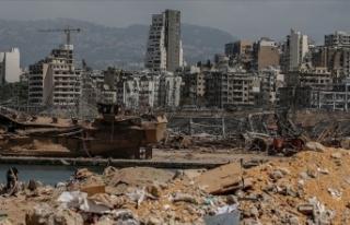 Lübnan'da büyük patlamanın ardından Adalet...