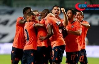 Medipol Başakşehir Avrupa kupalarında 30. maçına...
