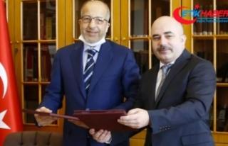 Merkez Bankası, Libya Merkez Bankası ile Mutabakat...