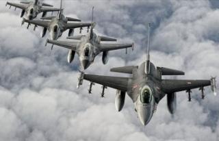 MSB: Irak'ın kuzeyinde 5 PKK'lı terörist...