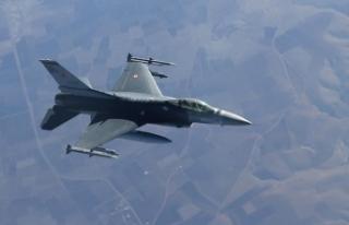 MSB: Irak'ın kuzeyinde PKK'lı 7 terörist...