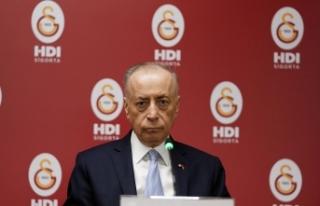 Galatasaray Başkanı Cengiz'den adaylık açıklaması:...