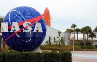 NASA: Dünya'ya doğru seyreden asteroidin çarpma...