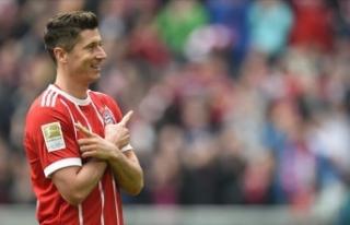 Bundesliga'da Bayern Münih-Schalke 04 maçı...