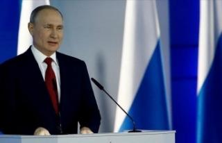 Putin'den çok konuşulacak Türkiye çağrısı