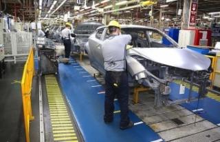 Sakarya'da üretilen her 10 araçtan 8'i...