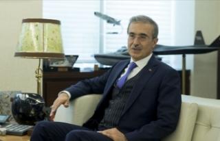 Savunma Sanayii Başkanı Demir: Dünyada en fazla...
