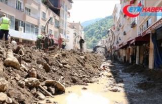 Selçuk: Giresun'da selden etkilenen vatandaşlar...