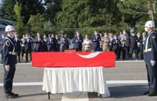 Selde şehit olan Jandarma Uzman Çavuş Onur Kıran...