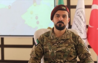 Suriye Milli Ordusu komutanının gözünden 4'üncü...