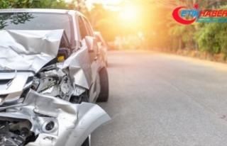 Temmuz ayında 35 bin 496 trafik kazası oldu