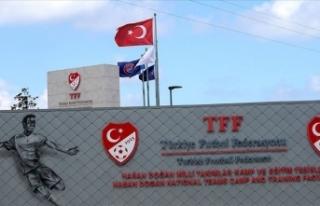 TFF 'Futbola Dönüş Öneri Protokolü'...