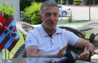 TFF Tahkim Kurulu, Ahmet Ağaoğlu'nun cezasını...