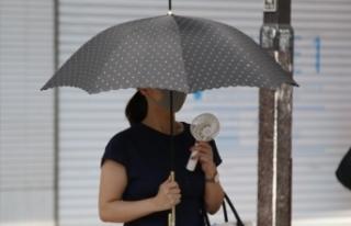 Tokyo'da sıcaktan ölenlerin sayısı 148'e...