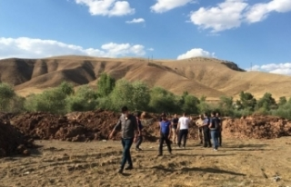 Toprağa gömülü cesedin ardından cinayet çıktı