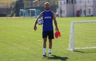 Trabzonsporlu futbolcu Parmak: Newton'un çok...