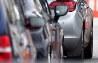 Trafiğe 7 ayda 526 bin 939 aracın kaydı yapıldı