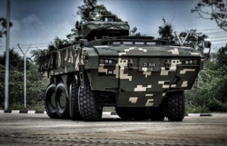 Türk savunma sanayisi dev zırhlıların Umman'a...