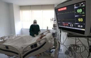 Türkiye'de Kovid-19 aktif vaka ve ağır hasta...
