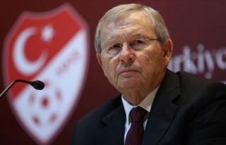 Türkiye Futbol Federasyonu Merkez Hakem Kurulu Başkanı...