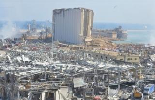Türkiye patlamanın sarstığı Lübnan'da sağlık...