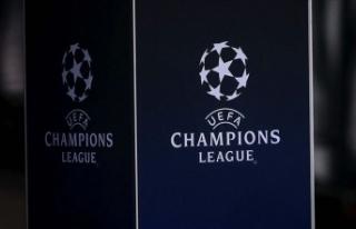 UEFA Şampiyonlar Ligi'nde finalistler belli...
