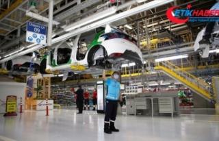 Yeni Hyundai i20'nin Türkiye'de üretimine...