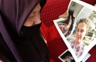 19 yaşındaki kayıp kızdan gözü yaşlı annesine...