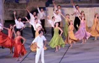 27. Uluslararası Aspendos Opera ve Bale Festivali...