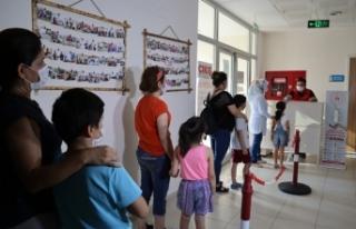 """""""345 gençlik merkezimizde EBA eğitim seferberliği..."""