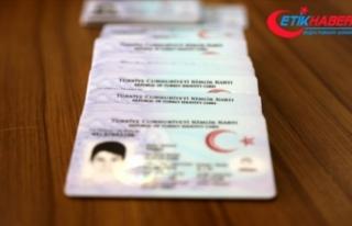 5 günde 120 bin kişinin sürücü belgesindeki bilgiler...