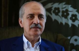 AK Parti Genel Başkanvekili Kurtulmuş, İsrail-Bahreyn...