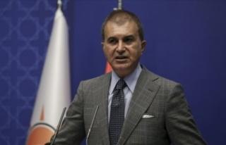 AK Parti Sözcüsü Çelik'ten Kılıçdaroğlu'nun...
