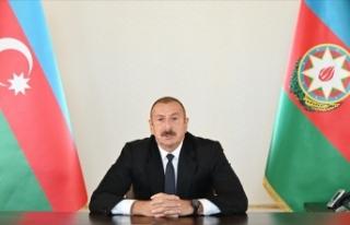 İlham Aliyev: Ermenistan topraklarımızı terk etmeli...